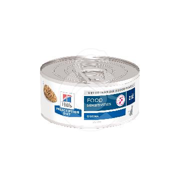 Feline Z/D Food Sensitivities Activ Biome+ Boîte