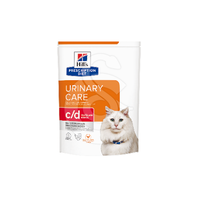 Feline C/D Urinary Stress Poulet