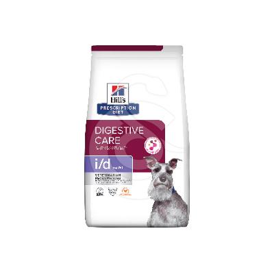 Canine I/D Low Fat Digestive Care Activ Biome+ Poulet