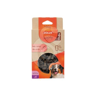 Friandises Zolux Mooky Premium Woofies Saumon