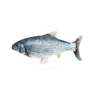 Jouet chat Trixie : poisson frétillant