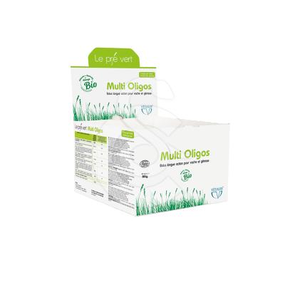 Le pré vert multi-oligos
