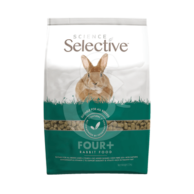 Selective 4+ Rabbit (Lapin)