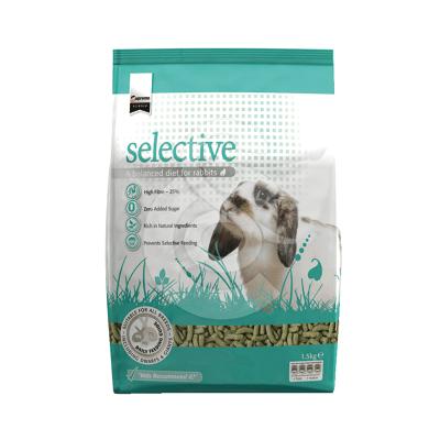 Selective Adult Rabbit (Lapin)