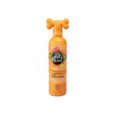 Shampoing chien Pet Head Ditch The Dirt Désodorisant