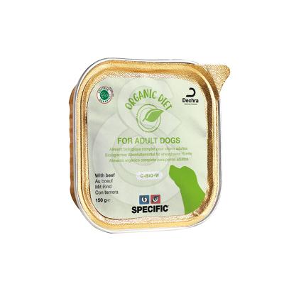 Specific C-BIO-W Organic Beef