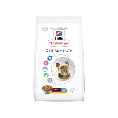 Vetessentials Canine Adult Dental Health Small&Mini Poulet