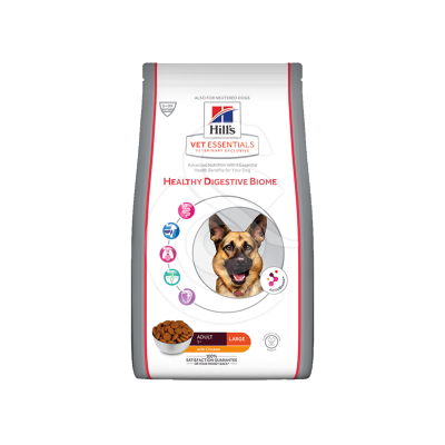 Vetessentials Canine Adult Healthy Digestive Biome Large