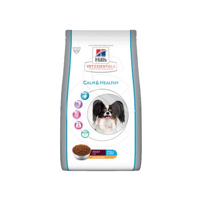 Vet Essentials Canine Adult Small & Mini Calm & Healthy Pou.
