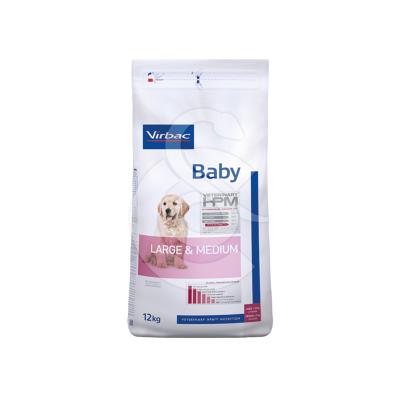 Veterinary HPM Dog Baby Large & Medium