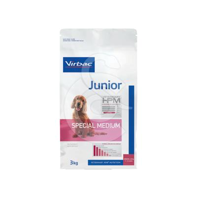 Veterinary HPM Dog Junior Special Medium