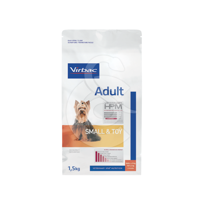 Veterinary HPM Dog Adult Small & Toy