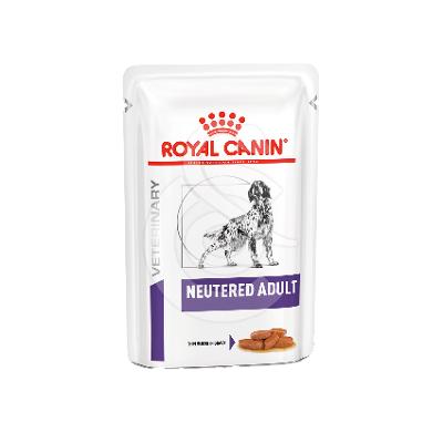 Dog Neutered Adult Sachet repas